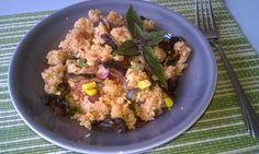 Kuskusové rizoto hotové do 15 minut