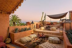 Hotel / events / spa / rooftop in Marrakech Related posts:Terrace decoration inspirationBrooklyn roof garden Julie Farris by Matthew WilliamsTo inspire your own modern rooftop deck transformation, here are 10 examples of .