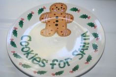Cookies For Santa and PPT 22 by Cindy Broadwater on Etsy