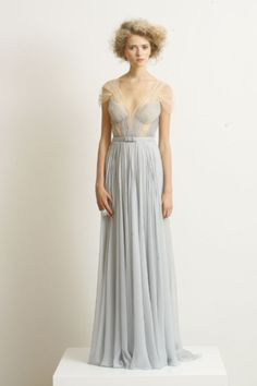 This is probably the most beautiful dress I have ever seen in my life. Ever.