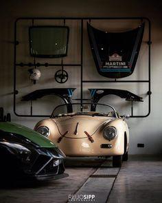 My favorite Porsche 356 speedster, what a beautiful thing 🙌🏻 Cayman Porsche, Porsche Gt2 Rs, Porsche Autos, Porsche 356 Speedster, Porsche Cars, Porsche Carrera, Porsche Classic, Classic Cars, Classic Auto