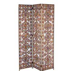 Paravent d 39 inspiration oriental d co paravent pinterest oriental - Paravent oriental bois ...