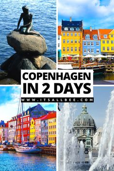 How to spend 2 perfect days in Copenhagen. Must see place, night time activities and hidden gems and transport tips for a 2 day Copenhagen itinerary. #trip #idenmark #europe #itsallbee #mustsee #prettycities #Traveltips | Copenhagen 2 day Itinerary | Copenhagen Denmark itinerary | Copenhagen Itinerary winter | Copenhagen Itinerary Summer | Copenhagen Things To Do In | Copenhagen Places To Visit | Most Instagrammable Places In Copenhagen Top Travel Destinations, Europe Travel Guide, Places To Travel, Travel Info, Travel Abroad, Travel Guides, European Road Trip, European Travel, Berlin