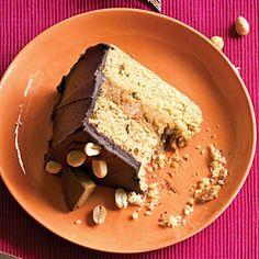 Recipe for fudge butter cake