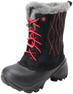 Columbia Snow Canyon Omni-Heat Waterproof Bungee and Toggle Winter  Boot a06fea1a0