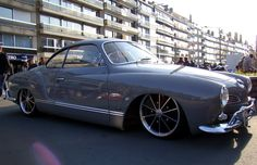 Karmann Ghia...love this.