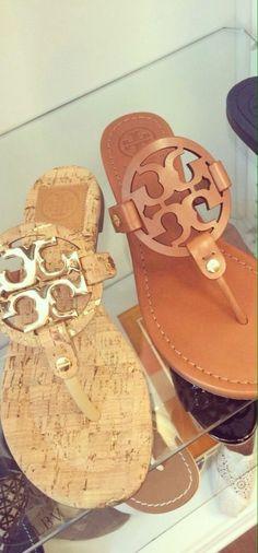 Tory burch sandals #love