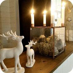 LISAS HUS: Mitt i julen