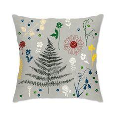 Fine Little Day Fern cushion cover