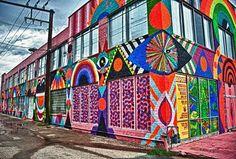 graffiti maar dan anders