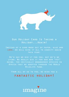 Happy Holidays from Imagine Communications