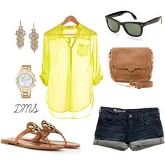 Neon, created by dmsteger on Polyvore