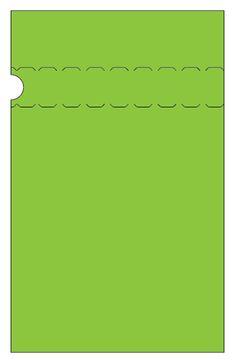 SVG Files for Cricut Explore: Zipper Card