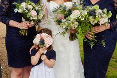 Bridesmaids Bouquets Industrial Country Rustic Wedding https://www.fullerphotographyweddings.co.uk/