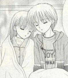 Sana e Akito (Rossana ed Heric) - Kodomo no omocha ❤❤❤