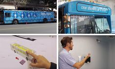 This Former City Bus Was Converted To Provide Showers For The Homeless In San Francisco