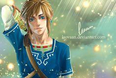 Zelda Wii U - Link by Laovaan