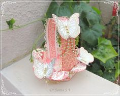 Handmade Paper Basket Tutorial