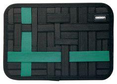 Cocoon Innovations GRID-IT! 8-Inch Accessory Organizer with Tablet Pocket (CPG41BKT) Cocoon Innovations http://www.amazon.com/dp/B00GPGJX7O/ref=cm_sw_r_pi_dp_z5Alvb03V3MYR