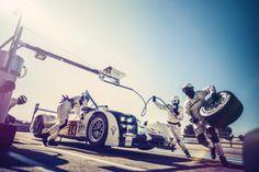 24 Stunden Rennen Le Mans - Porsch - Paul Ripke