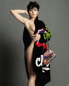 Perry magazine katy gq