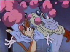 WPIX 1995 The Shnookums & Meat Funny Cartoon Show Commercial