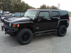 Hummer H3 Black Rims Find the Classic Rims of Your Dreams - www.allcarwheels.com