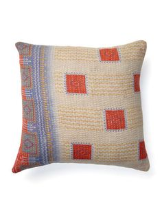 Vintage Pillow by Diane von Furstenberg Bedding on Gilt Home