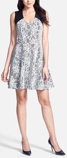 pretty lace skater dress @Nordstrom http://rstyle.me/n/gvma9r9te
