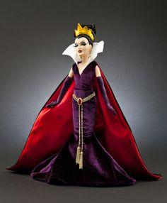 Evil Queen Disney Villains Designer Collection Doll