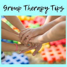 Working as School based Occupational Therapists, we see children for individual therapy and in groups. When possible, we do class therapy. When learners are seen in a group, your treatment session can go from good to bad very quickly. There are many positive aspects about group therapy such as social skills development, learning from another group member and team work. We usually learn about group therapy principals, but here are a few added tips that you can use when seeing children in a… Occupational Therapist, Social Skills, Teamwork, Therapy, Positivity, Group, Learning, School, Children