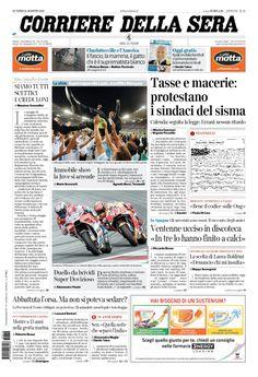 Corriere della Sera // 14/08/2017 //