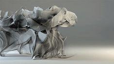 デジタル版カンフーの動きがこれまた芸術的 : ギズモード・ジャパン