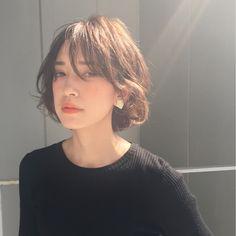 丸顔さんにおすすめ!コンプカバーできるショートヘア15選♡ - Yahoo! BEAUTY