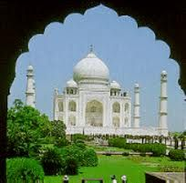 Taj Mahal, near New Delhi India - India in the next 5 years...