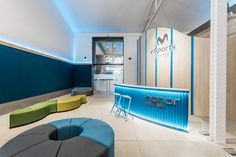 Movistar Riders eSports Training Center - Madrid - Office Snapshots