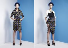 SB Lookbook Love: Moscow Designer Kira Plastinina Heads To South America For Spring 2013 Collection | StyleBlazer