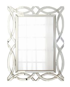 I think perfect for Hinkley lighting bath Miramar Mirror Mirror Art, Beveled Mirror, Hollywood Makeup Mirror, Small Mirrors, Floor Mirrors, Decorative Mirrors, Starburst Mirror, Interior Decorating Tips, Hotel Decor