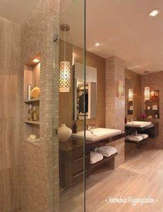 65 fürdőszoba berendezés ötlet - MindenegybenBlog