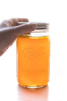 Paleo, Whole30 + Keto Instant Pot Chicken Stock Bone Broth Recipe + Video - make your own tastier bone broth at home for a fraction of the price. Use in soups, sauces, or sipping! Gluten free, grain free, dairy free, sugar free, soy free, clean eating, real food. #paleo #whole30 #bonebroth Whole 30 Recipes, Whole Food Recipes, Paleo Recipes, Yummy Recipes, Dinner Recipes, Dairy Free, Grain Free, Gluten Free, Making Bone Broth