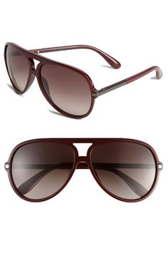 MARC BY MARC JACOBS Aviator Sunglasses   Nordstrom