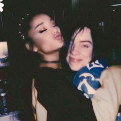 Billie Eilish says Thank U, Next (Album) makes her feel like writing more. Ariana Grande Today, Ariana Grande Fotos, Ariana Grande Photoshoot, Ariana Grande Pictures, Billie Eilish, Doja Cat, Thing 1, Millie Bobby Brown, Celebs