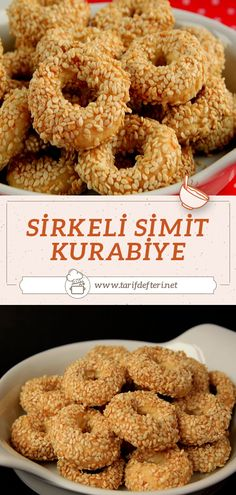 Delicious Desserts, Yummy Food, Sweet Cookies, Turkish Recipes, Perfect Food, Frozen Yogurt, Bakery, Food And Drink, Cooking Recipes