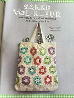 BAg Ideas Magazine February/March 2018 Purse Patterns, Crochet Patterns, Ideas Magazine, Crochet Bags, Purses And Bags, Magazines, February, Reusable Tote Bags, Tips