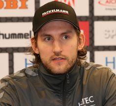 Der frühere schwedische Jugend- und Juniorennationalspieler unterschrieb beim HC Erlangen einen Vertrag bis zum 30. Juni 2016 und ist schon morgen im schweren Auswärtsspiel des HC Erlangen bei TUSEM Essen spielberechtigt.  http://www.hc-erlangen.de/   #hcerlangen #hlstudios #handball #hbl