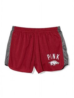 PINK University of Arkansas Mesh Campus Short #VictoriasSecret http://www.victoriassecret.com/pink/university-of-arkansas/university-of-arkansas-mesh-campus-short-pink?ProductID=106355=OLS?cm_mmc=pinterest-_-product-_-x-_-x