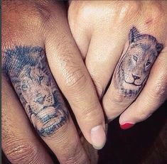Why buy a ring when you can tattoo one?