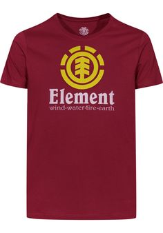 Element Vertical - titus-shop.com  #TShirt #MenClothing #titus #titusskateshop