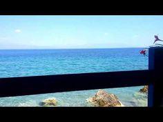 Sea waves. Aigeira  - August  2017 - YouTube