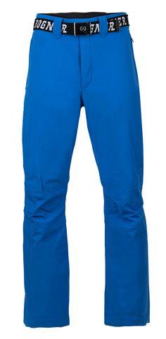 Navy-blue ski pants for the great man outfit. #Bogner #DesignerOutletParndorf